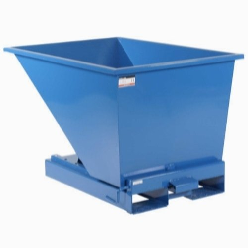 TIP Container, 1235x840x750, 1500kg, model 300, blå