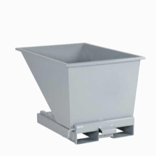 TIP Container, 1235x840x750, 1500kg, model 300, grå