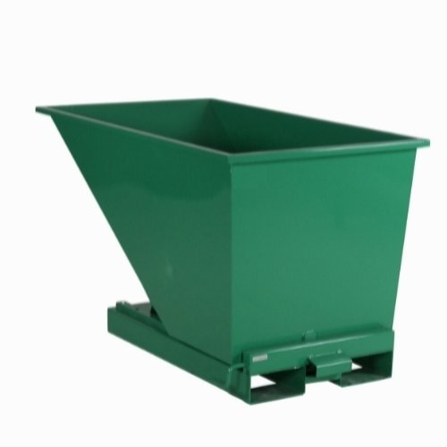 TIP Container, 1525x865x870, 2000kg, model 600, grøn
