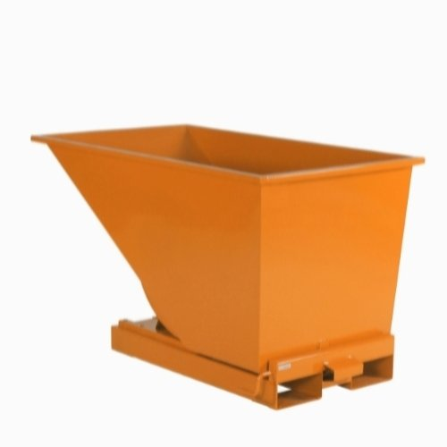 TIP Container, 1525x865x870, 2000kg, model 600, orange