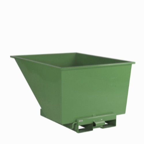 TIP Container, 1525x1215x870, 2000kg, model 900, grøn