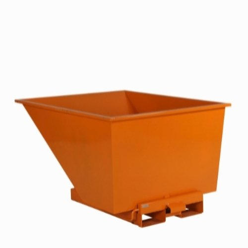 TIP Container, 1525x1215x870, 2000kg, model 900, orange