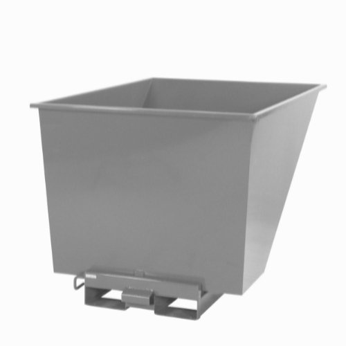 TIP Container, 1700x1215x1045, 2000kg, model 1100, grå