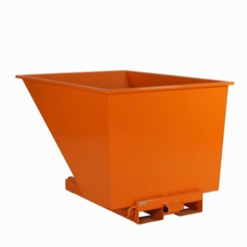TIP Container, 1700x1215x1045, 2000kg, model 1100, orange