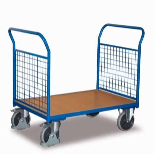 Dolly trolley, 2 sider, 850x500, 400kg